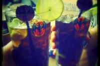 Bacardi and Coke, Kuba LIbre :-D